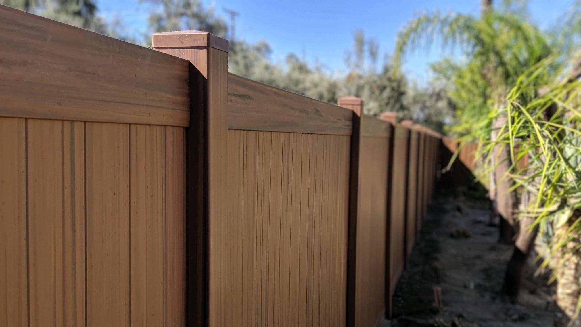 trex composite fence Folsom ca