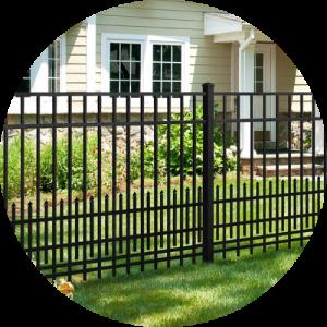 Iron Fence Folsom CA