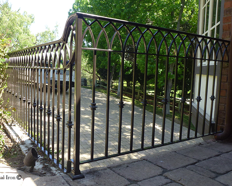 Ornamental Iron Fence Folsom CA