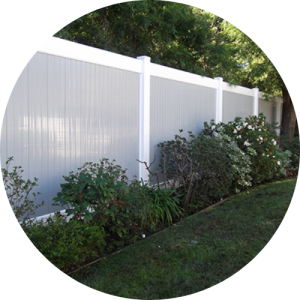 Vinyl Fence Folsom California