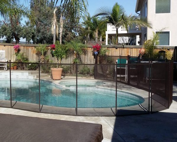 removable pool fence Folsom ca