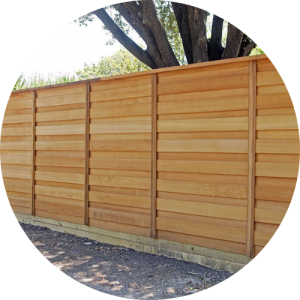wood privacy fence Folsom california